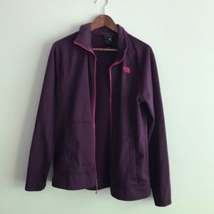 The North Face zipper vest